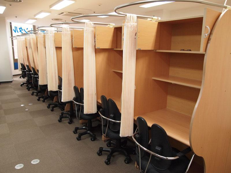 有料の自習室