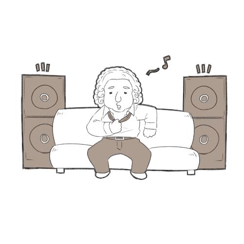 シーンで聴き分けよう  脳に良いクラシック音楽