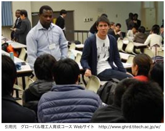 引用元 グローバル理工人育成コース Webサイト http://www.ghrd.titech.ac.jp/w/