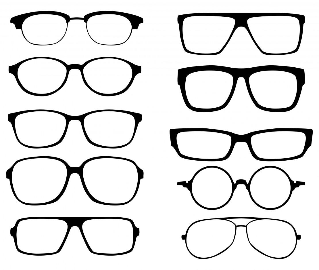 まずはメガネの種類を知ろう