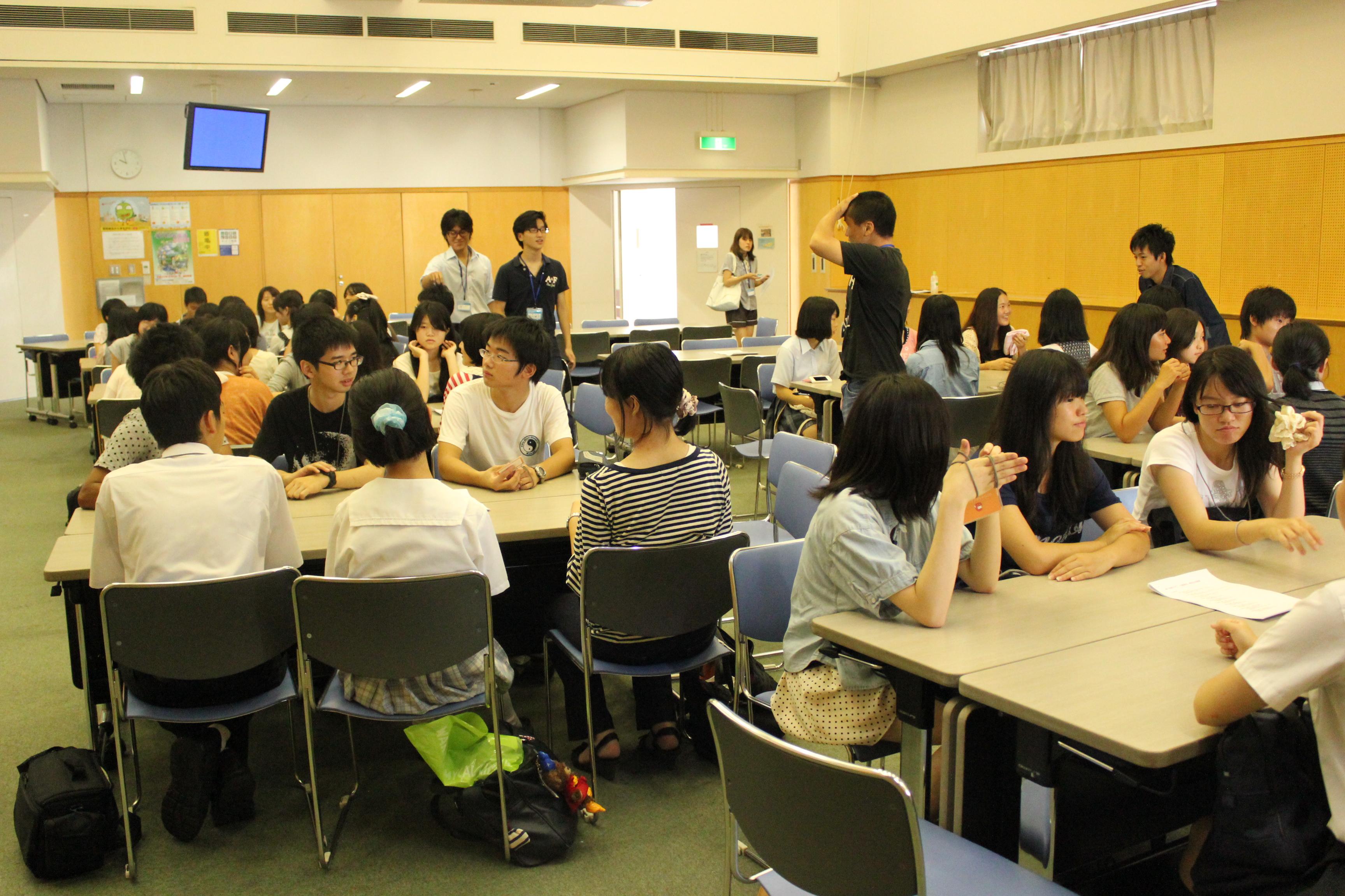 【参加費無料】新高校2・3年生のための受験・進路相談会