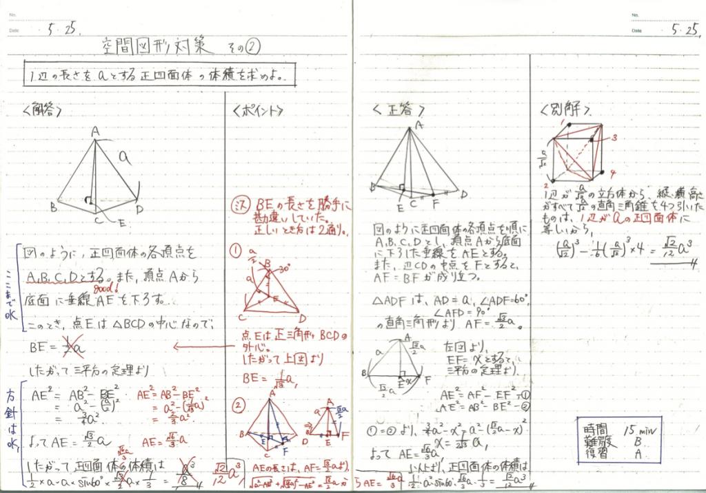 演習用ノート