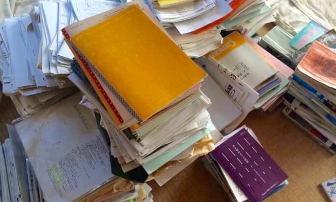受験生時代に使った勉強道具