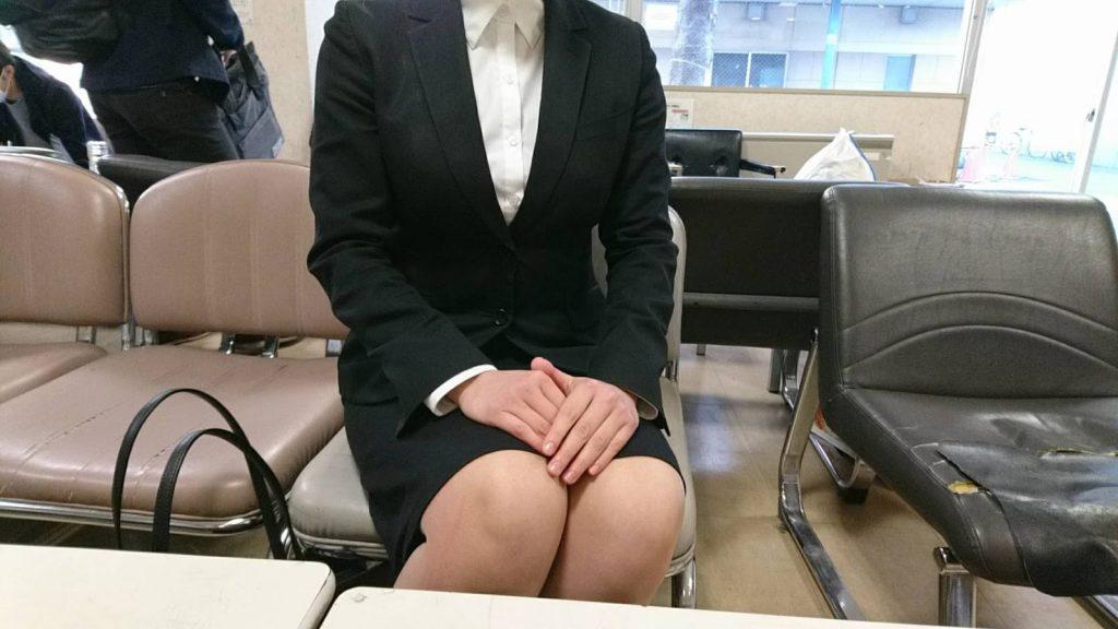 就活の合間を縫ってインタビューを受けていただきました!